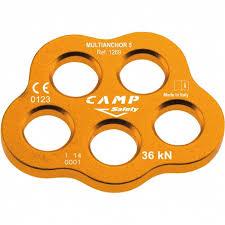 Camp - Camp 1269 Multianchor 5 Delikli Ankraj Tablası