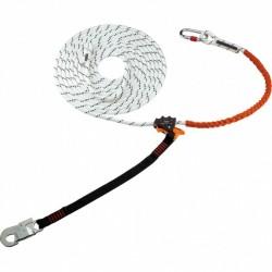 Camp - Camp 203104S Rope Adjuster Konumlandırıcı 10 m. + 50 cm Uzatma Kayışı