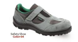 CarinioJack - Carinio Jacks S1 Süet Çelik Burunlu Cırtlı Yazlık İş Ayakkabısı