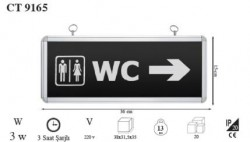 Cata - Cata CT9165 WC Tuvalet Armatürü