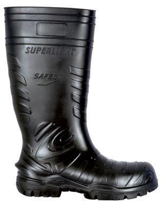Cofra Safest Black S5 Soğuğa Dayanıklı Çizme