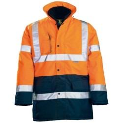 Coverguard - Coverguard 70560 Hi-Way Polyester 4 in 1 Parka