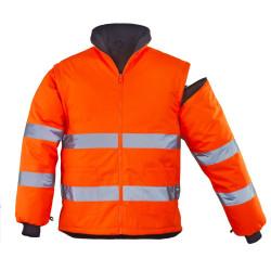 Coverguard - Coverguard 7ROJO Road-Way Kolları Çıkabilen Ceket