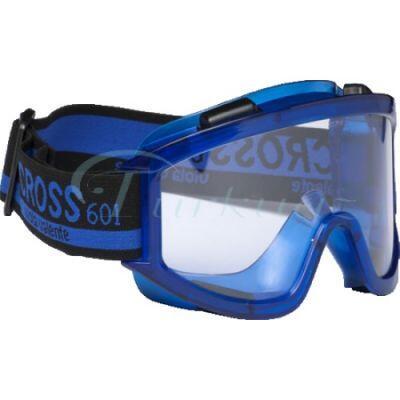 Cross 601 Clear Tam Koruma Gözlük - Buğulanmaz Şeffaf - GE1160-4