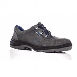 Demir - Demir 1206 EXPS S1 Süet Bağcıklı Çelik Burunlu İş Ayakkabısı