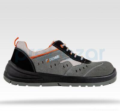 Demir 1703 SD S1P Kompozit Burun Kevlar Ara Tabanlı Ayakkabı
