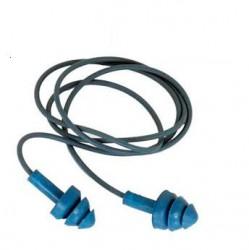 Detectamet - Detectable DTM 0201 Tamamı Algılanabilir Kulak Tıkacı 3 Flanşlı - 20li paket
