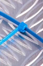Detectamet - Detectable DTMN 01523 Paslanmaz Çelik İlaveli Kablo Bağı - 300 adet