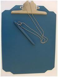 Detectamet - Detectamet DTM 0910 A4 İçin Plastik Board (Klipsli) 2 li Paket