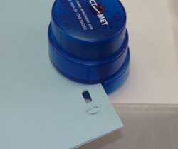 Detectamet - Detectamet DTM 1000 Zımbasız Zımba 3 lü Paket