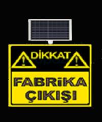 MFK - Dikkat Fabrika Çıkışı MFK9631