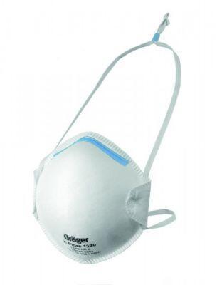 Drager X-Plore 1320 FFP2 Kalıplı Toz Maskesi