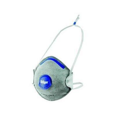 Drager X-Plore 1320 FFP2 Ventilli Kalıplı Odour Toz Maskesi