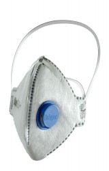 Drager - Drager X-Plore 1720 FFP2 Ventilli Odour Aktif Karbon Toz Maskesi