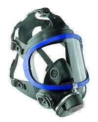 Drager X-Plore 5500 - EPDM/PC Tam Yüz Maske