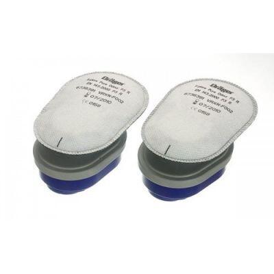 Drager X-Plore Pure Odour P3 Partikül Pedi - 6738391