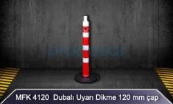 MFK - Dubalı Uyarı Dikme 120mm MFK4120