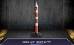 MFK - Dubalı Uyarı Dikme 90mm MFK4090