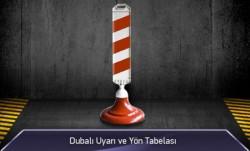 MFK - Dubalı Uyarı ve Yön Tabelası MFK1030