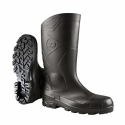 Dunlop - Dunlop Devon Safety S5 SRA PVC Çizme