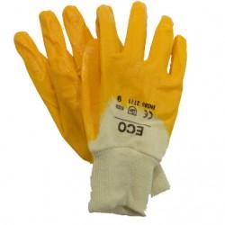 Veo - Eco Nitril Sarı Eldiven