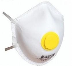 Ege - EGE 2403 Ventilli FFP1 Konik Model Toz Maskesi