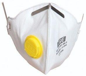 EGE 4011 Ventilli FFP1 C Serisi Toz Maskesi