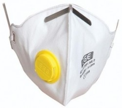 Ege - EGE 4011 Ventilli FFP1 C Serisi Toz Maskesi