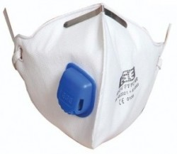 Ege - EGE 4013 Ventilli FFP2 C Serisi Toz Maskesi