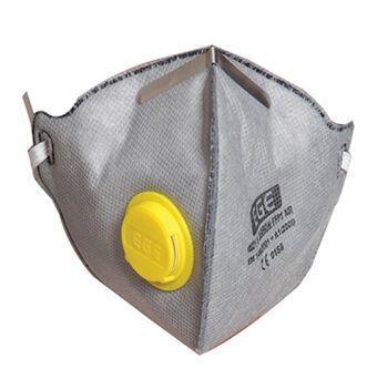 EGE 4021 Ventilli FFP1 Aktif Karbon Toz Maskesi