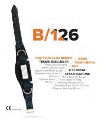 EKS - EKS B/126 Pozisyon Alma Kemeri