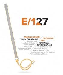 EKS-EKSED - EKS E-127 Ormancı Kemeri