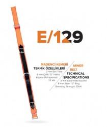 EKS-EKSED - EKS E-129 Madenci Kemeri
