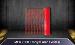 MFK - Emniyet Alan Perdesi MFK7500