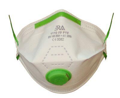 Era 1110 FFP1 Ventilli Katlanabilir Toz Maskesi
