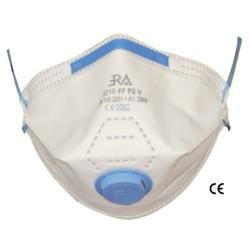 Era - Era 1210 FFP2 Ventilli Katlanabilir Toz Maskesi