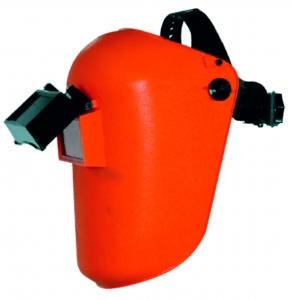 Essafe Argon Baş Kaynak Maskesi Turuncu 1320-T