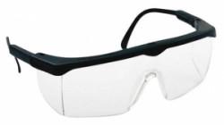 Essafe - Essafe GE 1100-1 AF Sapları Ayarlanabilir Buğulanmaz Koruyucu Şeffaf Gözlük