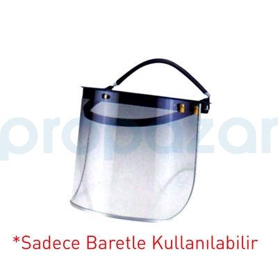 Essafe GE 1255 BARETE Takılabilen Siperlik Şeffaf