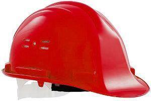 Essafe Hava Delikli Kulaklık Takılabilir Baret - GE1540
