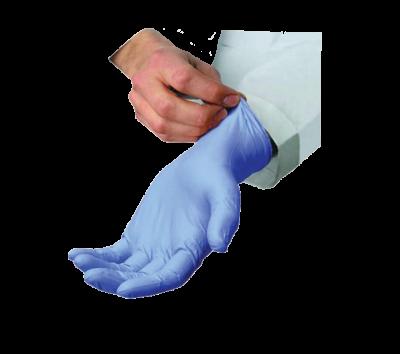 Faba Blue 404 Mavi Nitril Eldiven