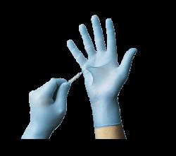 Faba Blue 404 Mavi Nitril Eldiven - Thumbnail