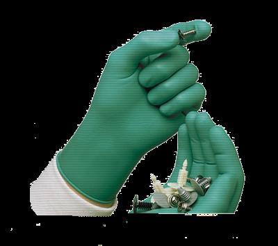 Faba Green 605 Yeşil Nitril Eldiven