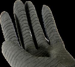 Faba H2-60 Siyah Tırtıklı Lateks 60cm Siyah Eldiven - Thumbnail