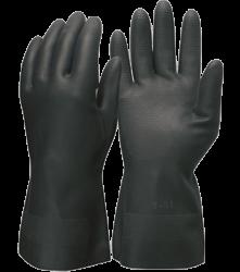 Faba - Faba Neoprene 75.30 Siyah Kimyasal Eldiven