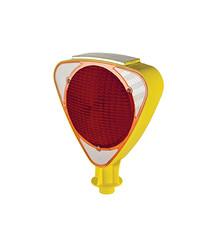 MFK 9501 Flaşörlü Uyarı Lambası Kırmızı - Thumbnail
