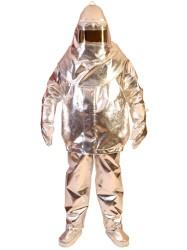 FyrPro - FYRAL® 5100 Alüminize Cam Elyaf Yangına Yaklaşma Elbisesi