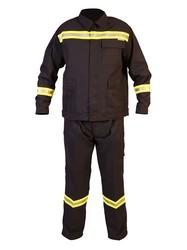 FyrPro - Fyrtex Alx 250 Ceket Pantolon Takım Antistatik Class.1 İş Kıyafeti