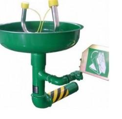 GİM - GİM 102 Yeşil - Elektrostatik Toz Boyalı Duvar Tipi Göz Yüz Duşu