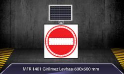 MFK - Girilmez Akülü Solar Levha MFK1401